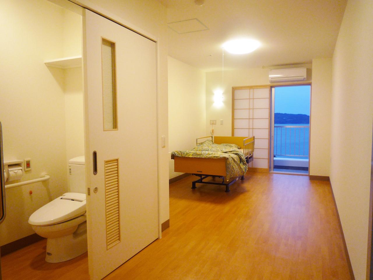 シーサイドヴィラ-居室